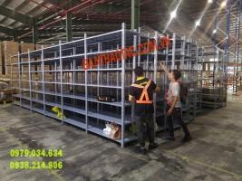 Giá kệ thép đa năng sử dụng trong công nghiệp