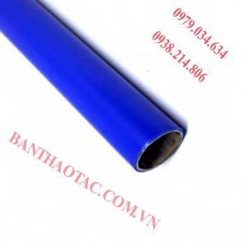Ống thép bọc nhựa màu xanh nước biển